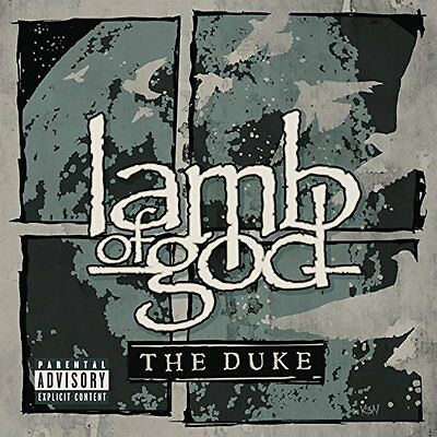 Lamb Of God Cd - The Duke [Ep][Explicit](2016) - New Unopened - Rock Metal