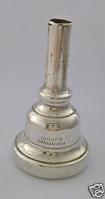 Vintage Salvation Army Euphonium EESI -LYP  mouthpiece