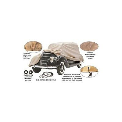 Car Cover - Poly-Cotton - Ford Convertible Coupe