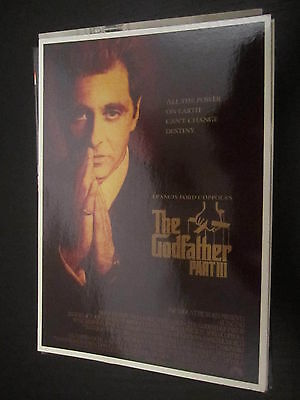 29778 The Godfather Part 3 original Film Postkarte
