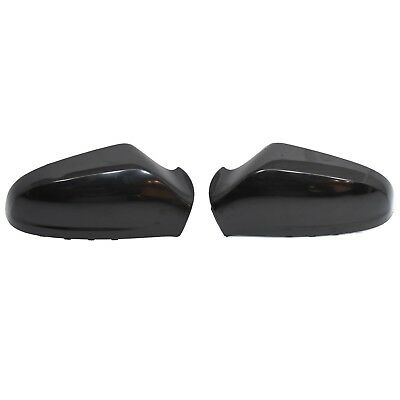 Vauxhall Opel Astra H MK5 Wing Mirror Covers 04-09 Black Sapphire