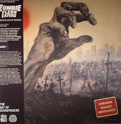 FRIZZI, Fabio - Zombie Flesh Eaters (Soundtrack) - Vinyl (LP)