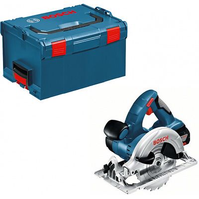 Bosch GKS18V-LI 18v Cordless Circular Saw Body Only in L-Boxx Case