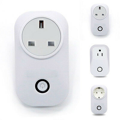 S20 ITEAD wifi wireless remote control socket smart timer SmartHome Power Socket