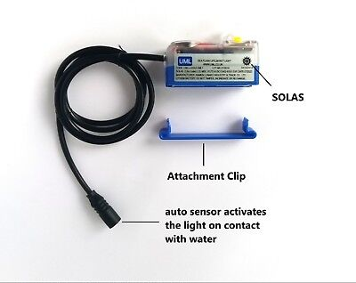 lifejacket light SOLAS APPROVED Water Activated Lifejacket Strobe Light S50160