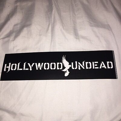 HOLLYWOOD UNDEAD Sticker