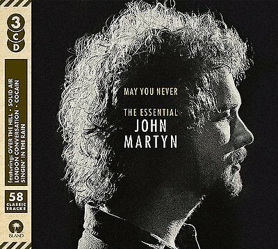 John Martyn May You Never: The Essential 3 Cd 2016