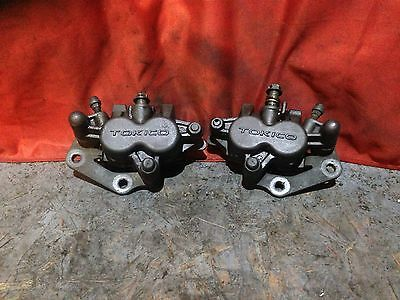 Suzuki GSF 650 Bandit 2005 - 2006 Front Brake Calipers And Pads