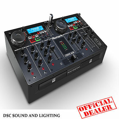 Numark Cdmix Usb Dual Cd / Mixer With Usb & Effects