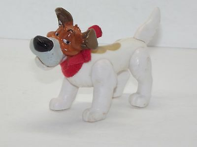 Dodger Dog Oliver and Company Action Figure Disney Cute
