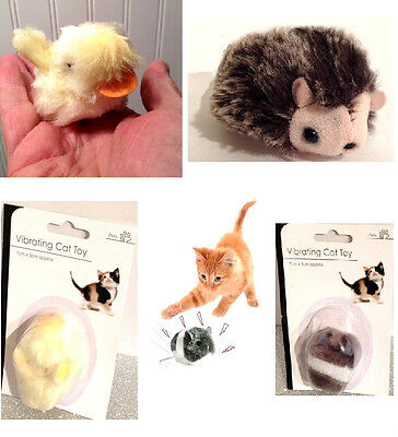 Cat Toy Cat Play Dog Play Toy Vibrate Drive Pets Crazy Pet Entertainment Various