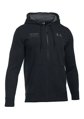 Anthony Joshua Authentic Under Armour Hoody in LARGE