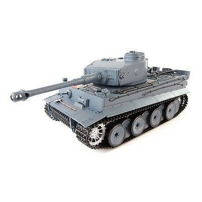RC 1/16 Tiger I Rc Tank With Smoke and Sound Heng Long