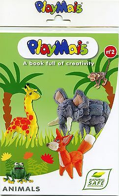 Playmais Book Animals