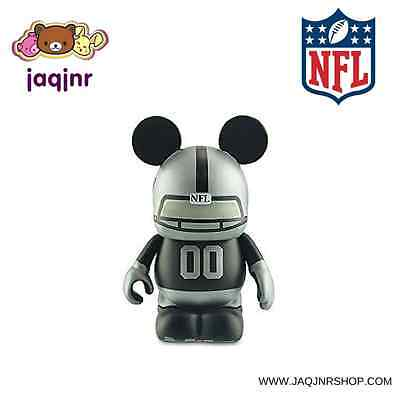 "DisneyParks Exclusive NFL Vinylmation - Oakland Raiders - 3"" High Figure"