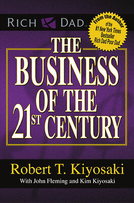 Lot of 5 of The Business of the 21st Century Book by Robert Kiyosaki NEW MLM