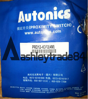 New AUTONICS proximity switch PRD12-4DP2