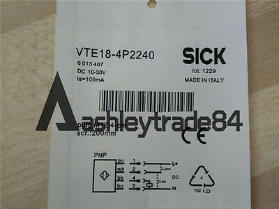 New SICK Photoelectric Switch VTE18-4P2240