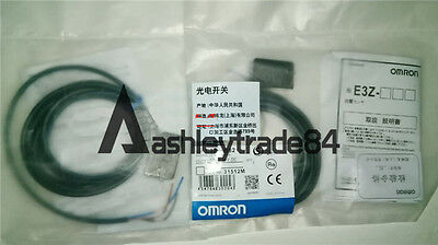 1PCS New Omron Photoelectric switch E3Z-B82