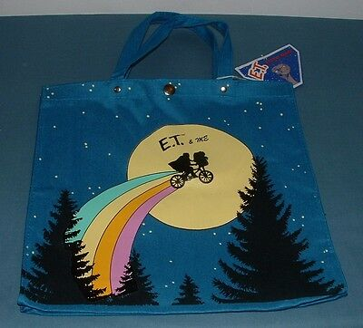 E.t. Tote Bag - 1982 - Star Planet - New With Tag