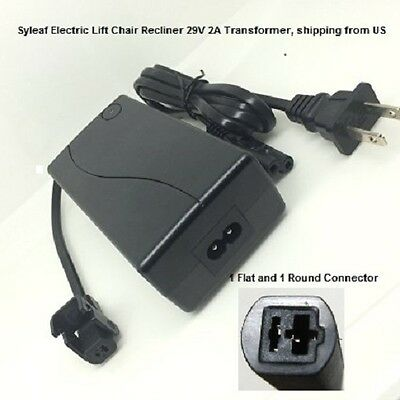 Ashley 29V2A Switching Power Supply Transformer for Lift Chair or Power Recliner