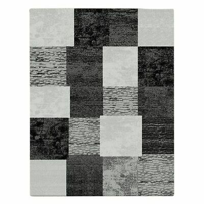 NEW Saray Rugs Rider Modern Rug in Black, Brown