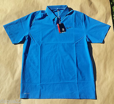 95 € Nike Tiger Woods Collection Dri-fit Golf Polo
