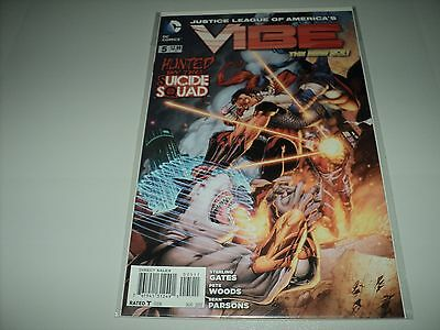Vibe Issue 5 New 52