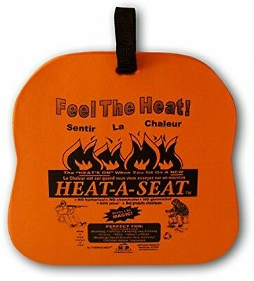 NEP Outdoors THERM-A-SEAT Heat-a-Seat Insulated Hunting Seat Cushion Pad With