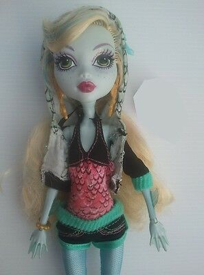 Mattel MONSTER HIGH DOLL - Original First Release LAGOONA BLUE (Signature)