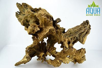 (A-5693)  Oak Bogwood Aquarium Wood (Red moor) Size XL