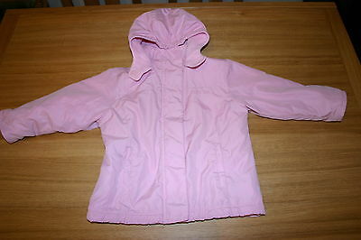 Cute Girls Pink Cherokee Coat/Jacket 3-4 Years ideal for Spring