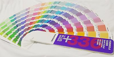 PANTONE FORMULA GUIDE 2016 Coated /Uncoated +336 Additional Colors
