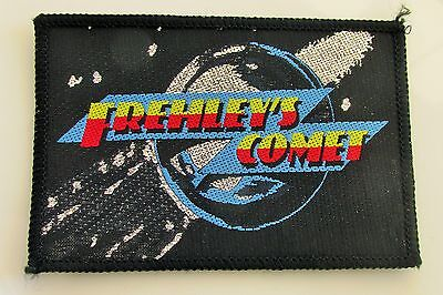 ACE FREHELEY'S COMET KISS VINTAGE SEW ON PATCH FROM 1980's NEW OLD STOCK RETRO