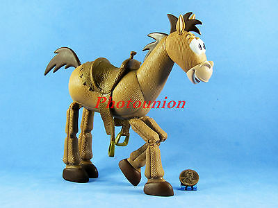 DISNEY Toy Story Collectible Figur Display Toy Decor Modell Statue Horse A370