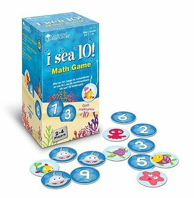 I Sea 10 Game - Learning Fun by Learning Resources (1771)