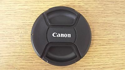 72mm Front Centre Pinch Lens Cap For Canon made by Sonia.
