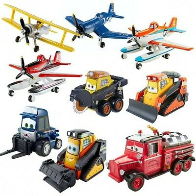 Disney's Planes Fire and Rescue Die cast Mayday NEW