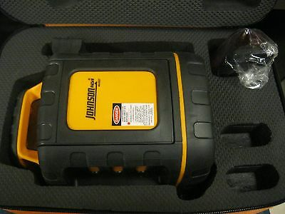 Johnson Level and Tool Self-Leveling Rotary 2000 Laser Level  40-6527 New