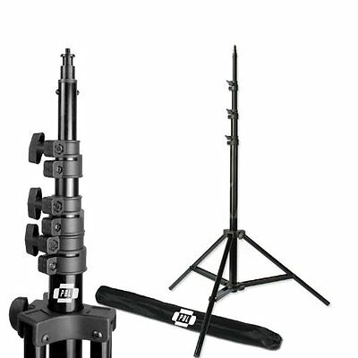 PBL Pro Heavy Duty 8ft Light Stand, Air Cushioned, for Photo or Video