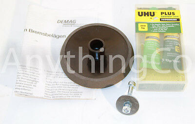 New Demag 56079044  Friction Brake Lining Replacement Part