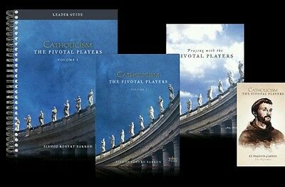 Catholicism: The Pivotal Players - Leader's Kit