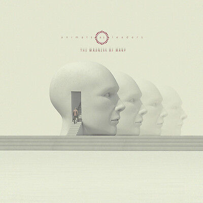 Madness Of Many - Animals As Leaders (2016, CD NEU)