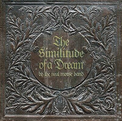 Similitude Of A Dream - Neal Morse (2016, CD NEU)3 DISC SET