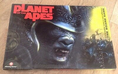Planet of the Apes board Game, 2001
