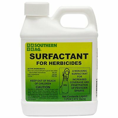 Southern Ag - Surfactant for Herbicides Non-Ionic (1 Pint)  FREE SHIPPING