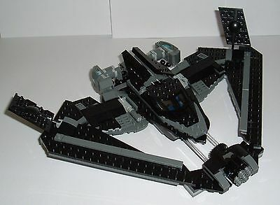 LEGO Super Heroes - Batwing - from 76046 Sky High Battle with Instructions.