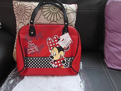 Collectable Novelty Disney's Minnie Mouse Themed Oh My Handbag/shoulder Bag