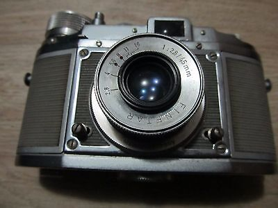 Rare Vintage 1950's FINETTA 99 - 35mm Camera made in Germany
