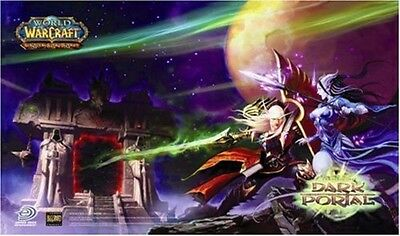 World Of Warcraft Trading Card Game - Through The Dark Portal Playmat